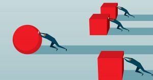 pazar payını kazanmak için daha fazla çaba göstermek