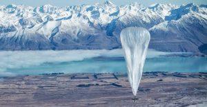 googlenin wifi balonları