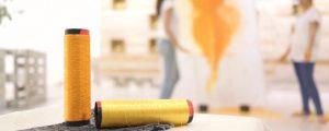 portakal tekstil ürünü haline geldi