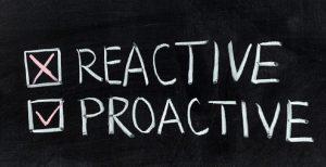proaktif ve reaktif