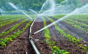 en yaygın kullanılan sulama sistemi nedir