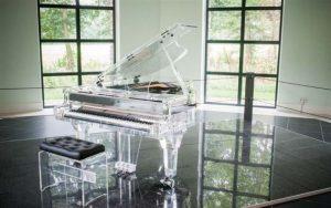 dünyanın en pahalı piyanosu